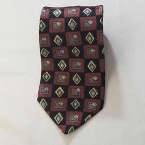 Brown & Chuck Silk Tie Mens